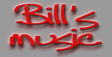 Bill Henderson Music - Moving music to lift your soul - logo